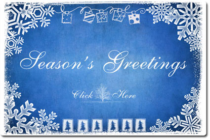 Happy Holidays and Season's Greetings