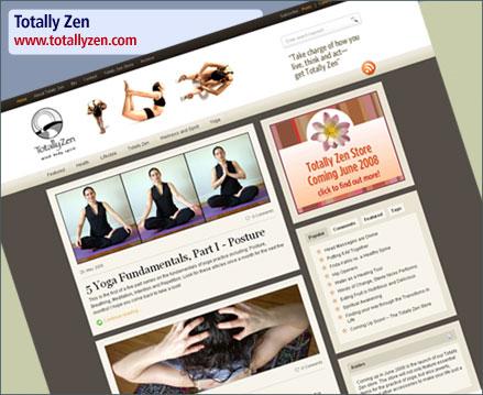 Totally Zen Blog Relaunch