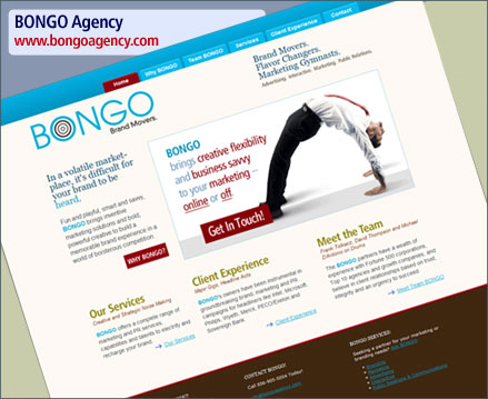 BONGO Agency - Advertising, Marketing, Interactive and Public Relations