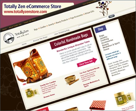 Totally Zen eCommerce Store Launches