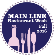 Main Line Restaurant Week Logo